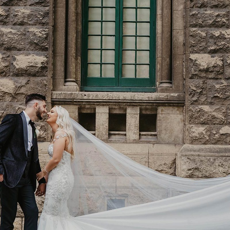 wedding website couple - affordable web design for small and medium-sized companies
