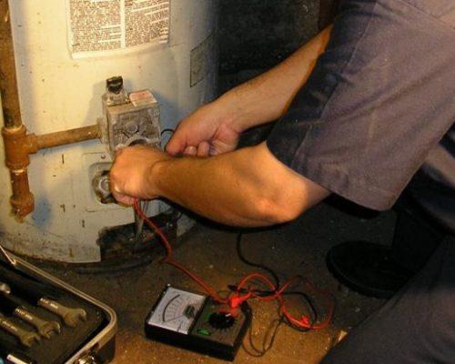 water boiler technician